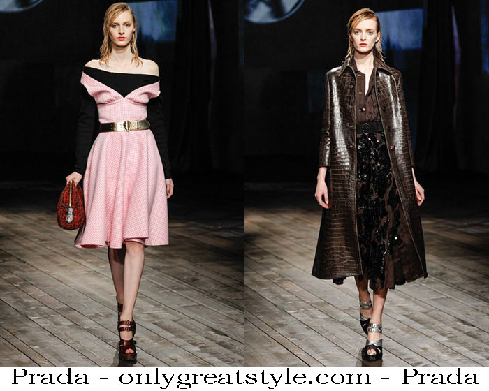 2013 fall fashions for women prada fall winter 2013 2014