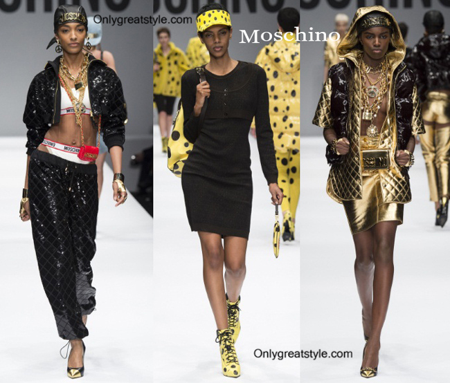 The TrueSelf | moschino clothes