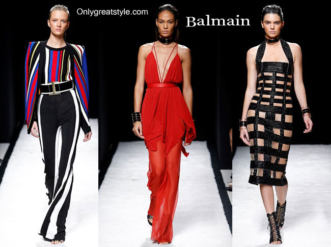 Where to buy balmain dresses