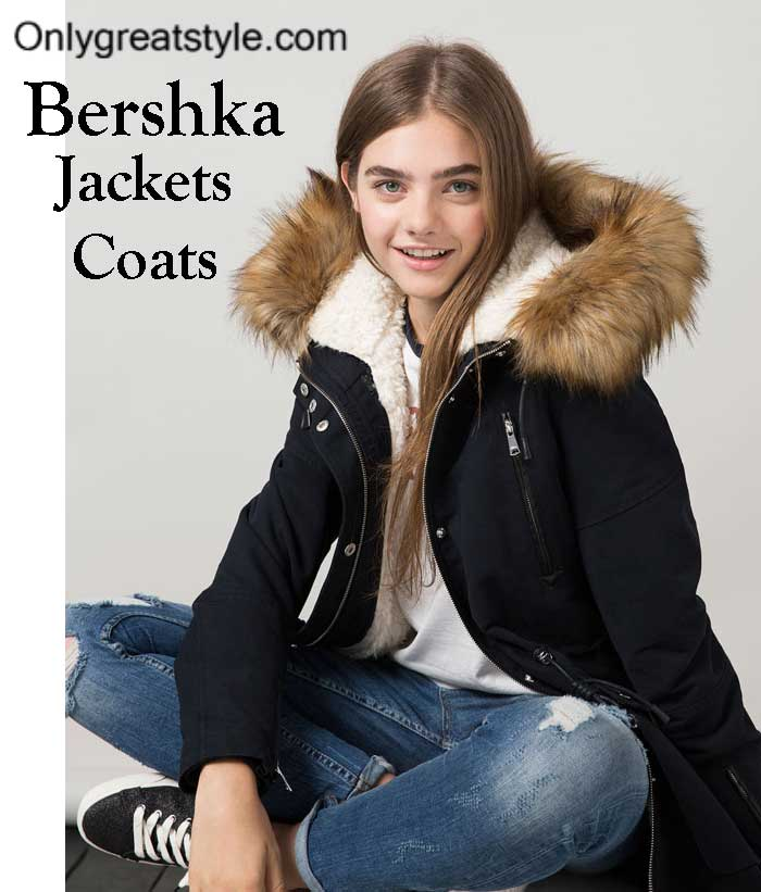 Bershka jackets winter 2016 coats for women