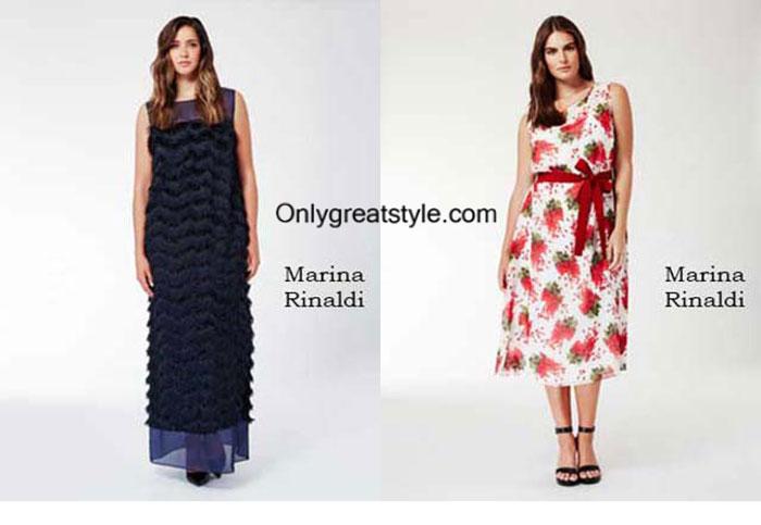 Marina Rinaldi plus size spring summer 2016 for women