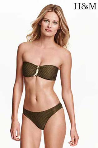 HM swimwear spring summer 2016 bikini for women