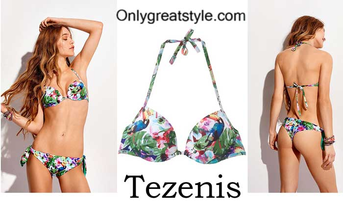Tezenis swimwear spring summer 2016 bikini