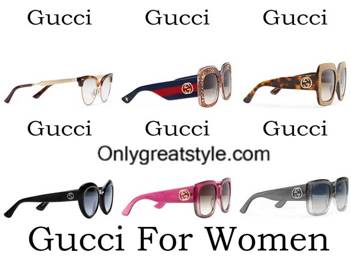 Gucci Women s Eyeglass Frames 2016 : Gucci eyewear spring summer 2016 for women