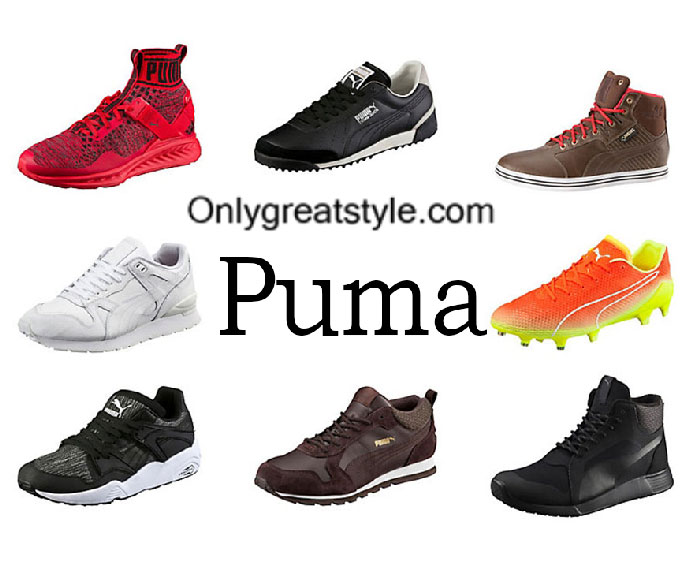 Puma New Shoes 2017