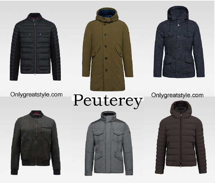 Peuterey down jackets fall winter 2016 2017 for men