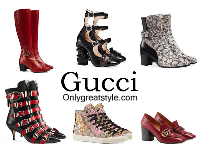 gucci 2017 shoes. gucci shoes fall winter 2016 2017 fashion for women