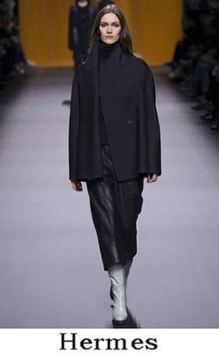 Hermes Fall Winter 2016 2017 Fashion Clothing Women 17