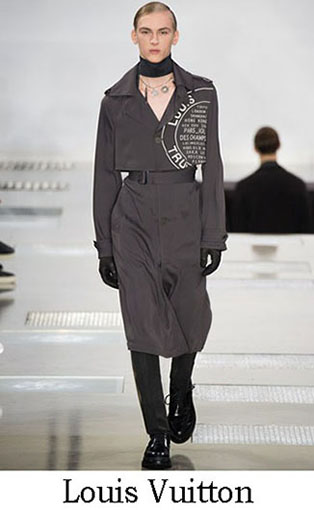 Louis Vuitton Fall Winter 2016 2017 Style Brand Men 10