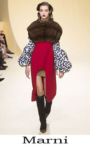 Marni Fall Winter 2016 2017 Style Brand For Women 10