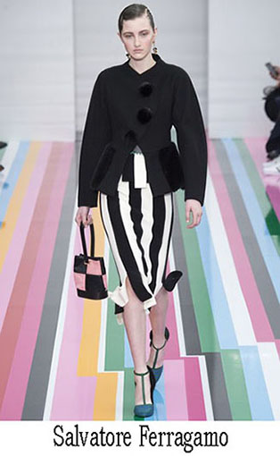 Salvatore Ferragamo Fall Winter 2016 2017 Women 13