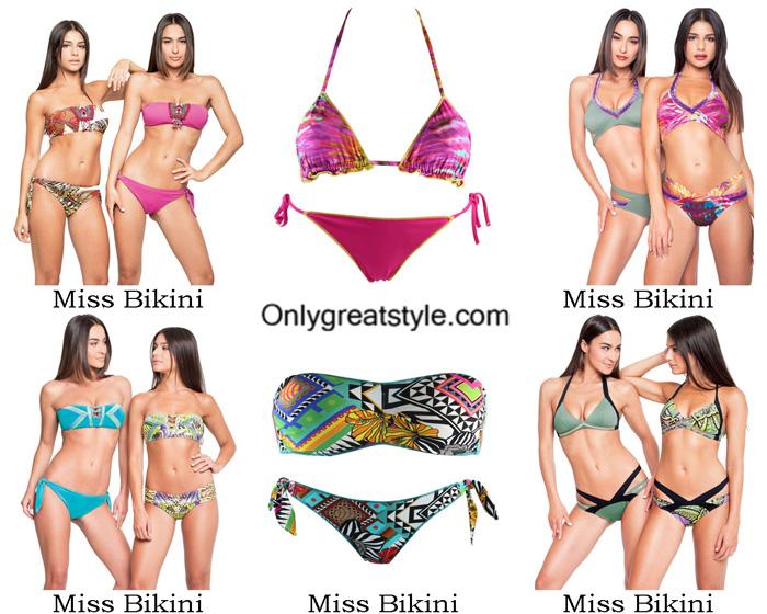 Bikini Miss Bikini Collection Summer 2017