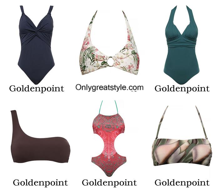 Swimwear Goldenpoint summer 2017 swimsuits bikini