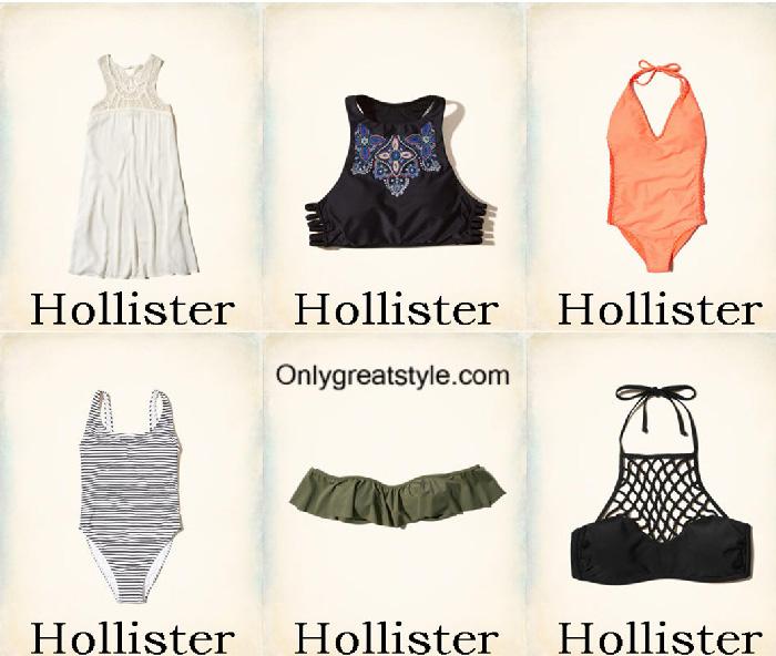 58633842df Beachwear Hollister Summer 2017