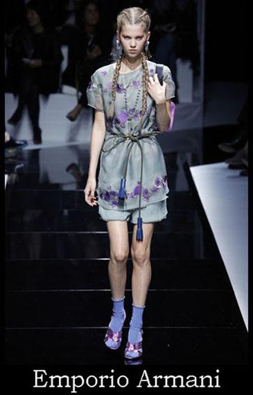 Clothing Emporio Armani Spring Summer For Women 2