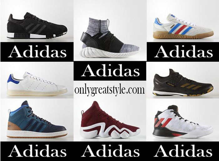 adidas 2018 shoes. sneakers adidas fall winter 2017 2018 men shoes