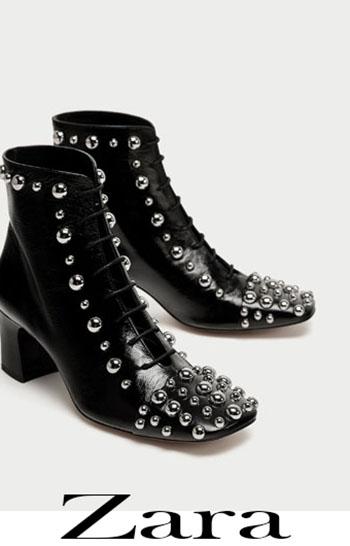 New Zara Shoes Fall Winter 2017 2018 Women