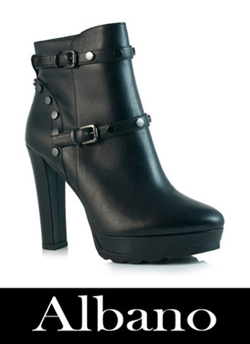 Albano Ankle Boots For Women Fall Winter 2