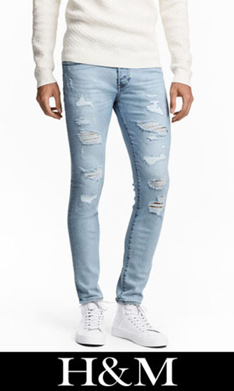 HM Ripped Jeans Fall Winter Men 1