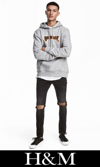 HM Ripped Jeans Fall Winter Men 3