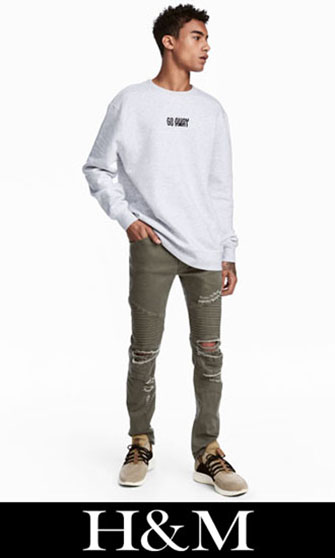 HM Ripped Jeans Fall Winter Men 4
