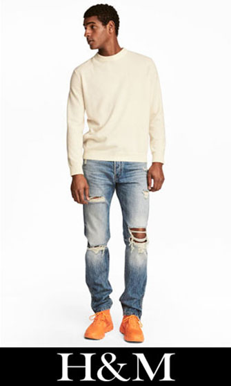 HM Ripped Jeans Fall Winter Men 5