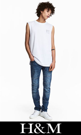 New Arrivals HM Jeans Fall Winter Men 1
