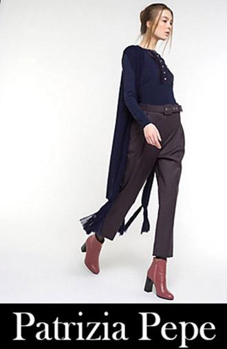 Patrizia Pepe Trousers Fall Winter Women 7