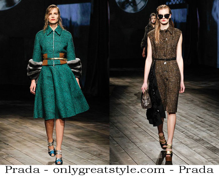Prada Fall Winter 2013 2014 Collection Fashion
