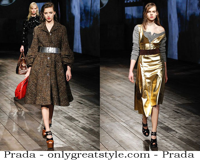 Prada Fall Winter 2013 2014 Collection For Women