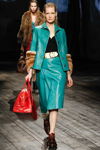 Prada Fall Winter Collection Fashion For Women Look 13
