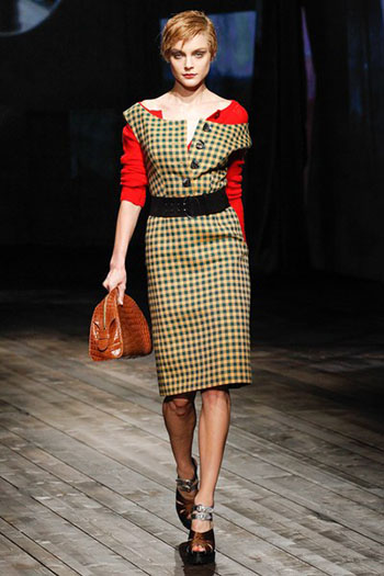 Prada Fall Winter Collection Fashion For Women Look 15