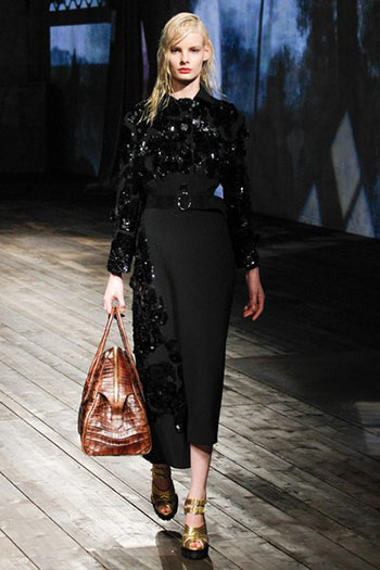Prada Fall Winter Collection Fashion For Women Look 20