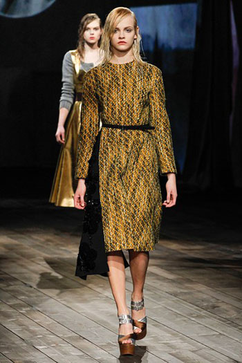 Prada Fall Winter Collection Fashion For Women Look 22