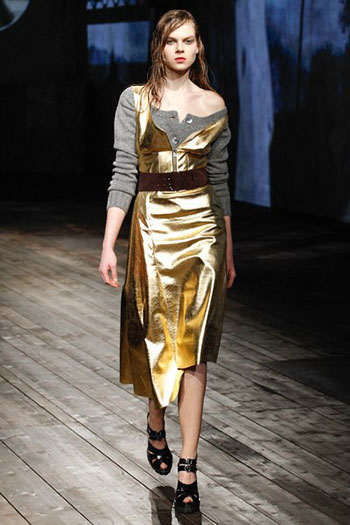 Prada Fall Winter Collection Fashion For Women Look 23