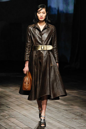 Prada Fall Winter Collection Fashion For Women Look 24