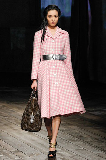 Prada Fall Winter Collection Fashion For Women Look 25