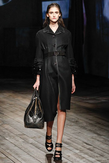 Prada Fall Winter Collection Fashion For Women Look 30