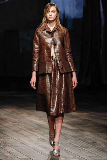Prada Fall Winter Collection Fashion For Women Look 37