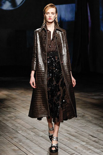 Prada Fall Winter Collection Fashion For Women Look 38