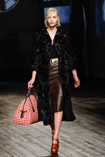 Prada Fall Winter Collection Fashion For Women Look 39