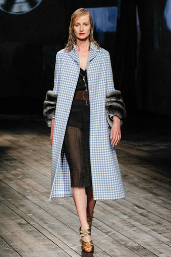 Prada Fall Winter Collection Fashion For Women Look 40