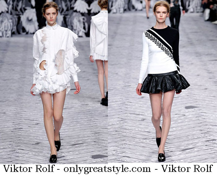 Viktor Rolf Fall Winter 2013 2014 Fashion Trends