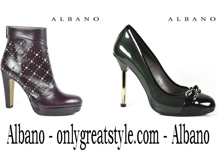 Albano Shoes Fall Winter 2013 2014 Footwear Accessories