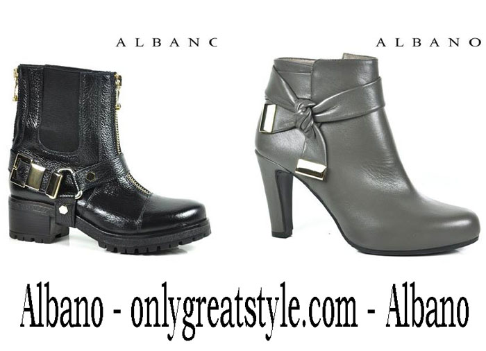 Albano Shoes Fall Winter 2013 2014 Footwear