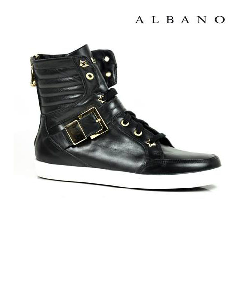 Albano Shoes Fall Winter Footwear Accessories Look 10
