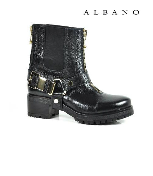 Albano Shoes Fall Winter Footwear Accessories Look 11
