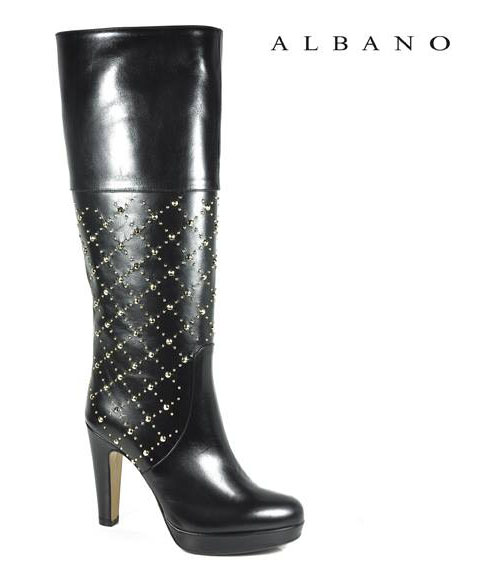 Albano Shoes Fall Winter Footwear Accessories Look 12