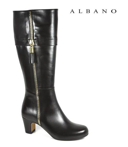 Albano Shoes Fall Winter Footwear Accessories Look 13