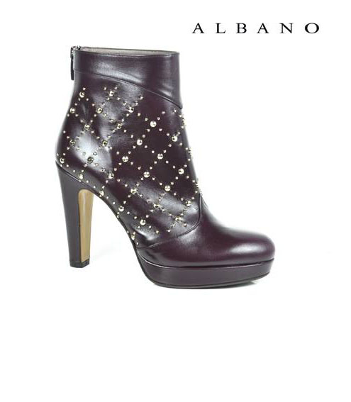 Albano Shoes Fall Winter Footwear Accessories Look 14